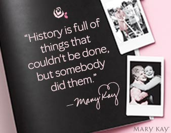 """History is full of things that couldn"